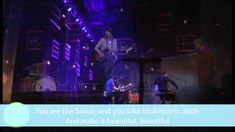 All Sons & Daughters - Brokenness aside (lyrics)
