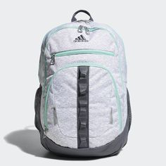 adidas Prime IV Backpack in 2020 | Girl backpacks, Adidas