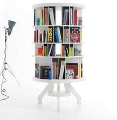 Linteloo Space Saving Furniture - Rotating Book Shelf