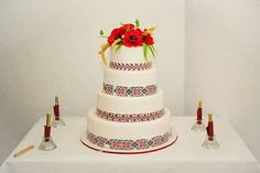 Romanian Wedding, Food Inspiration, All Things, Cake Decorating, Wedding Cakes, Wedding Planning, Sweets, Traditional, Wedding Dresses