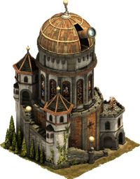 Originally built to look at celestial events, the towering Observatory gathers knowledge that proves to be unrivaled in its value for alliances. Minecraft Steampunk, Minecraft Medieval, Minecraft Mods, Minecraft Crafts, Steampunk City, Steampunk House, Building Concept, Building Art, Astronomical Observatory