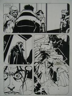 Nathan Never - L'abisso delle memorie Comic Art
