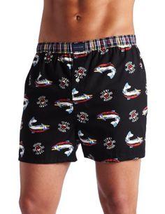 Tommy #Hilfiger Men's Big #Fish Boxer Short, Black, X-Large Tommy Hilfiger http://www.amazon.com/dp/B007CTS29S/ref=cm_sw_r_pi_dp_a2Eaub1R0AC7M