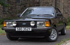 Ford Cortina Mk IV.
