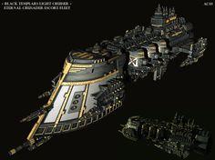 Warhammer 40K Spaceships on Pinterest | Gothic, Warhammer 40k and ...