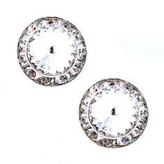 Sam Moon | Swarovski Stud earrings