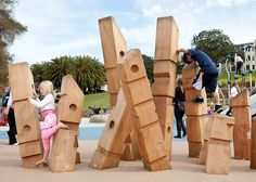 We want to play at Dolores Park's new Helen Diller playground!