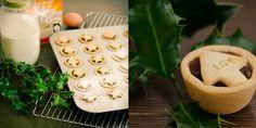 Rhubarb & Vanilla Christmas Tarts | Original Foods
