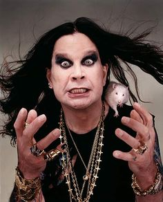 Ozzy Osbourne is one of the wildest rockers in history. Singing with Black Sabbath, one of the first hard rock bands, and then going solo, Ozzy Osbourne has become a legend. Rock N Roll, Ozzy Osbourne Quotes, Mtv, Miles Davis Quintet, Purple Guitar, Diary Of A Madman, Teeth Dentist, Tribute, Rock Music