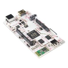 PC Duino.  The pcDuino3 is a high performance, cost effective mini PC platform that runs full-featured operating systems such as Ubuntu and Android. In addition to running Linux and Android, the pcDuino3 has support for programming languages such as C, C++, Java, Python, Arduino, and more.