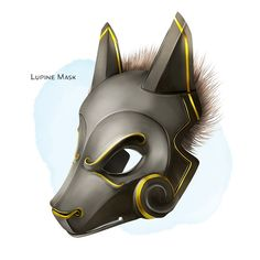 Lupine Mask Wondrous item, uncommon ___ While wearing this dark ceramic mask, you have advantage on Wisdom (Perception) checks… Dungeons And Dragons Homebrew, D&d Dungeons And Dragons, Fantasy Armor, Fantasy Weapons, Magic Armor, Ceramic Mask, Dnd 5e Homebrew, Cool Masks, Weapon Concept Art