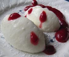Rezept Buttermilch-Zitronenmousse von sabri - Rezept der Kategorie Desserts