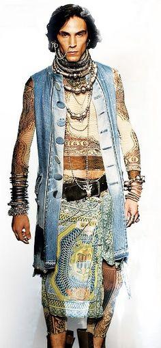 JP Gaultier OMG I love this