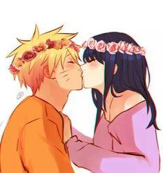 Naruhina kiss