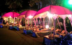 Sangeet...could have wedding and reception in nearly same place if this were the case