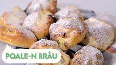 Reteta Poale-n brau (branzoaice) Pretzel Bites, Sweets, Bread, Make It Yourself, Desserts, Youtube, Tv, Tailgate Desserts, Deserts