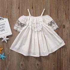 Little_Love_Boutique — Off Shoulder Boho Dress