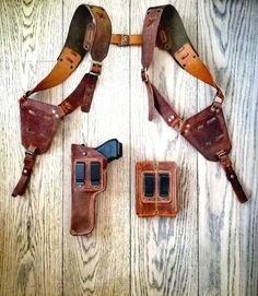 Boot Holster, Vertical Shoulder Holster, Leather Festival Bags, Custom Leather Holsters, Hipster Bag, Leather Suspenders, Handmade Wallets, Minimalist Wallet, Leather Projects