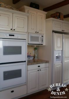 French Cottage Kitchen - Traditional - Kitchen - Salt Lake City - Burlap & Denim
