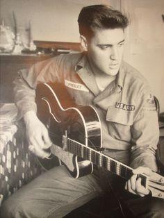 Elvis - hot damn.  @Krysta Highley