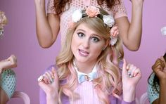 """""""All about that Bass"""" Meghan Trainor! ♥"""