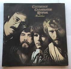 CREEDENCE CLEARWATER REVIVAL PENDULUM VINYL 1970 FREE SHIPPING LP 8410