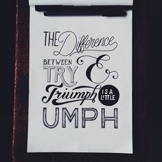 Hand Lettering - vol.6 on Typography Served
