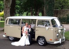 Are you looking for a retro, iconic wedding car or transport? Here at VW Deluxe Weddings we offer a chauffeur driven VW Campervan for weddings in Northumberland, Tyne and Wear, and Durham. www.vwdeluxeweddings.co.uk