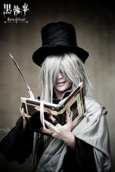 Undertaker, Kuroshitsuji