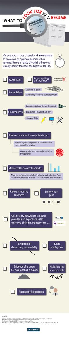 How to match your resume to the job you want (infographic) from - resume star method