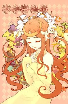Find images and videos about anime and virgo on We Heart It - the app to get lost in what you love. Moon Zodiac, Zodiac Art, 12 Zodiac, Zodiac Love, My Zodiac Sign, Astrology Zodiac, Pisces, Manga Anime, Anime Art