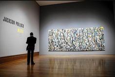 Jackson Pollock Retrospective at MoMA - W Midtown (1998)