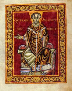 The Egbert Psalter