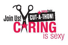 Cut A Thon by SexyHair will unite salon professionals for the cure this October