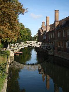 Cambridge, England- Check!