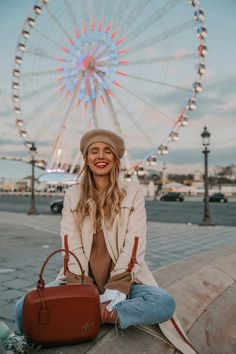 Paris, Place de la Concorde https://ohhcouture.com/2018/03/place-de-la-concorde-paris/ #LeonieHanne #ohhcouture