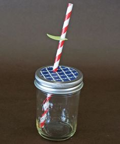 Party Drink kit in cherry red, white and blue