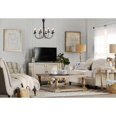 Lark Manor Versailles Living Room Chaise Lounge