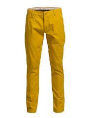 Knowledge Cotton Apparel Twisted Twill Chions32 (Total Eclipse) - Køb og shop online hos Boozt.com
