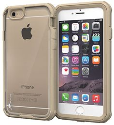 iPhone 6 Plus Case, roocase [Glacier TOUGH] iPhone 6 Plus (5.5-inch) Hybrid Scratch Resistant Clear PC / TPU Armor Full Body Protection Case Cover with Built-in Screen Protector for Apple iPhone 6 Plus 5.5, Champagne Gold rooCASE http://www.amazon.com/dp/B00P74X6RI/ref=cm_sw_r_pi_dp_9GOAub1H8ESTW