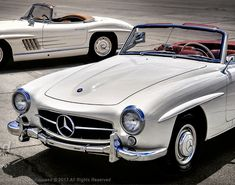 A Celebration of the Charming 190SL Roadster