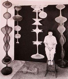 MONDOBLOGO: ruth asawa: genius with wire