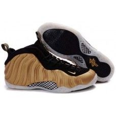 Olympic gold Foamposites | Nike Foamposites | Pinterest | Olympics,  Discount sites and Gold