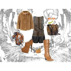 """Jungle Fever..."" by camille-vickery on Polyvore"