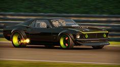 Mustang RTR-X