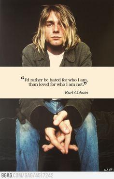 Awesome Kurt Cobain is Awesome