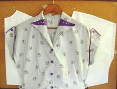 Pintucks: How to: COPY a DRESS or KNOCK-OFF a PATTERN