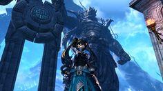 New vids detail Blade & Soul's Spiral Labyrinth dungeon