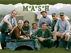 M*A*S*H is a television series adapted from the 1970 feature film MASH, which was itself based on the 1968 novel MASH: A Novel About Three Army Doctors, Great Tv Shows, Old Tv Shows, Mash Show, Movies Showing, Movies And Tv Shows, Mash 4077, Nostalgia, Thing 1, Tv Land
