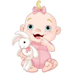 121 best baby girl clipart images on pinterest baby clip art baby